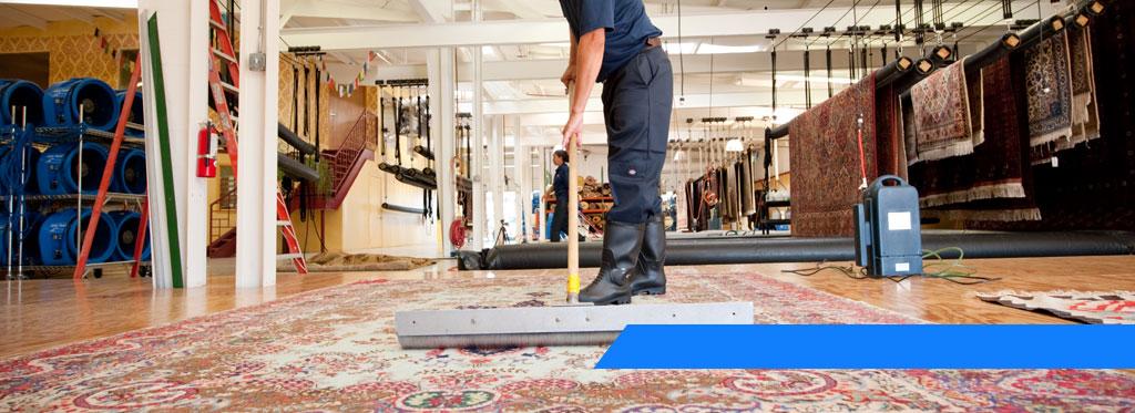 شستشوی فرش و قالی دست بافت