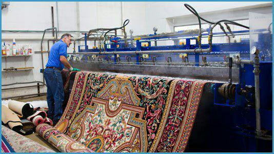 کارخانه قالیشویی